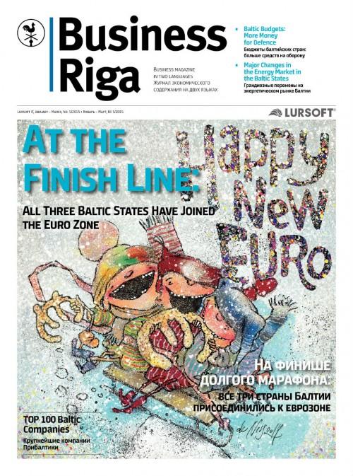"""Žurnāls """"Business Riga"""" prezentē Baltijas uzņēmumu TOP 100"""
