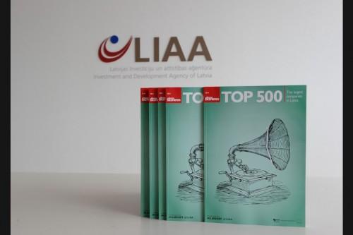 Izdots TOP 500 izdevums angļu valodā