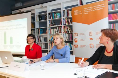 Pateicoties ES atbalstam vairāk kā 3000 komersantu apguvuši jaunas digitālās prasmes