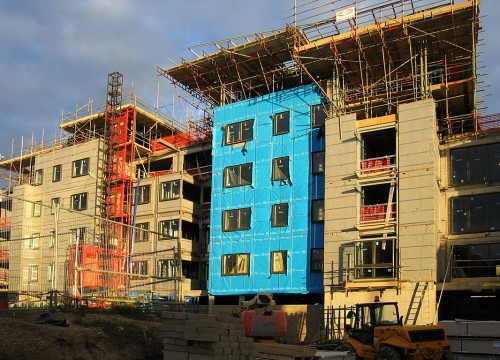 Konkurence būvniecības nozarē ik gadu kļūst sīvāka