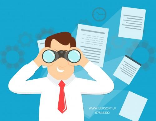 """Lursoft piedāvā 70% atlaidi jaunajam pakalpojumam """"Meklēšana dokumentos"""""""