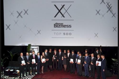 Paziņoti TOP 500 Latvijas lielākie uzņēmumi