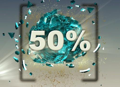 11.maijā visas darba dienas garumā – 50% atlaide gada pārskatiem!
