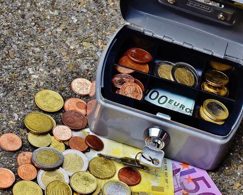 Infografika: Pērn VID administrētajos nodokļos uzņēmumi samaksājuši 7,17 miljardus eiro