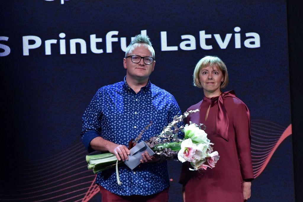 Apbalvoti Latvijas lielākie un veiksmīgākie 2018.gada ...