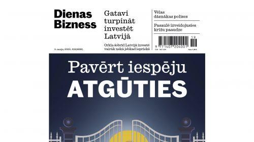 """News.lv bibliotēkā tagad pieejami arī žurnāla """"Dienas bizness"""" raksti"""